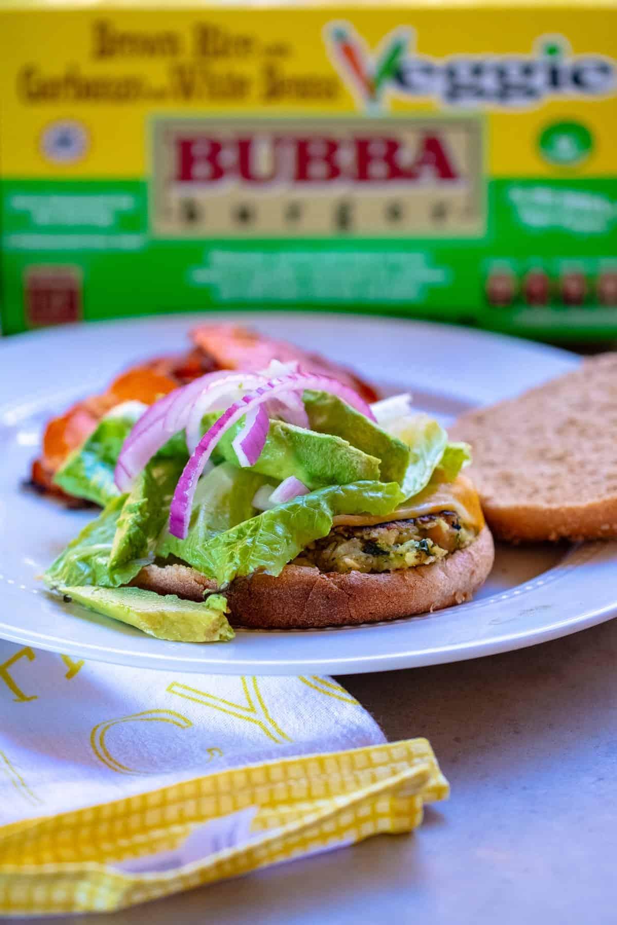 California Veggie Burger
