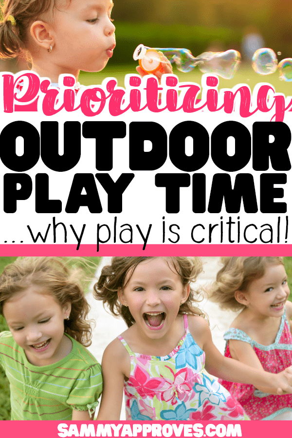 Unstructured Play Is Critical For Kids >> What Parents Should Know About The Importance Of Play For Kids