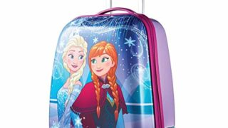 American Tourister Frozen Luggage