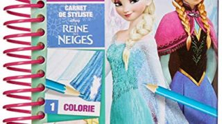 Style Me Up - Frozen Elsa & Anna Coloring Book for Girls