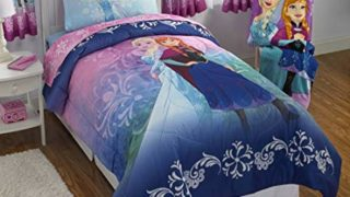 Disney Frozen Twin Size Nordic Frost Bedding Set