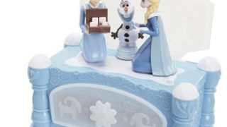 Olaf's Musical Jewelry Box Frozen