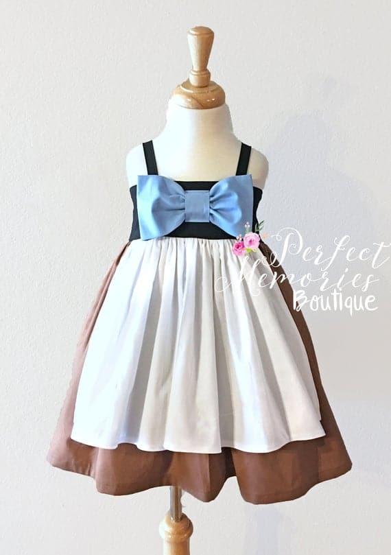 Cinderella Maid Dress