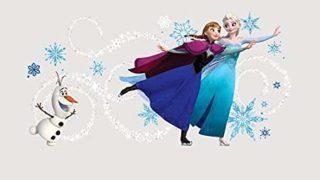 RoomMates Disney Frozen Custom Headboard