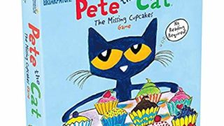 Briarpatch Pete the Cat the Missing Cupcakes Memory Game