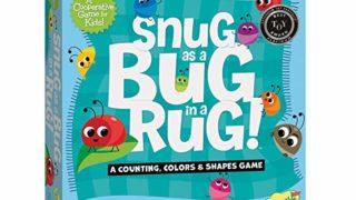 Peaceable Kingdom Snug as a Bug in a Rug