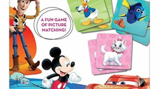 Wonder Forge Disney Classic Characters Matching Game