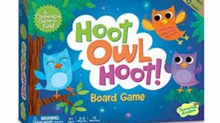 Peaceable Kingdom Hoot Owl Hoot - Matching Game