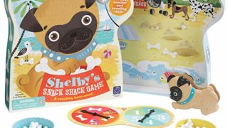 Educational Insights Shelby The Pug Snack Shack Counting Game