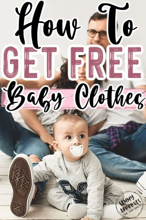 Brand name free baby clothes